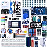 ELEGOO Mega R3 Project The Most Complete Ultimate Starter Kit w/ TUTORIAL Compatible with Arduino IDE