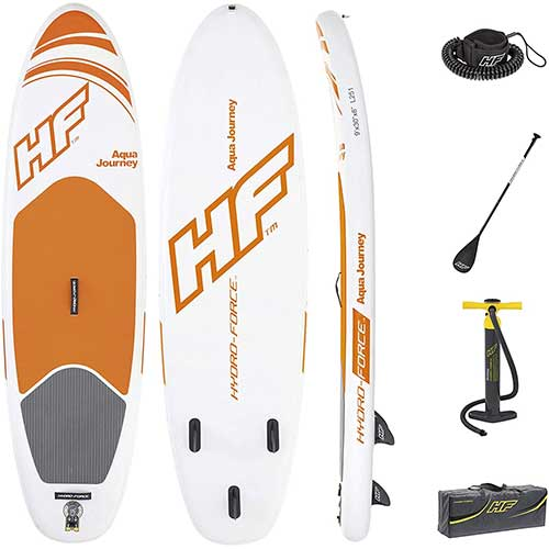 7. Bestway Hydro-Force Oceana Inflatable Stand Up Paddle Board