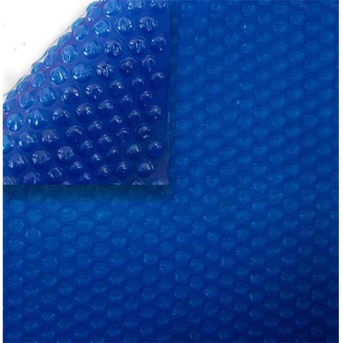 7. 12' x 18' Oval Blue Solar Cover for Above Ground or Inground Swimming Pools   1200 Series