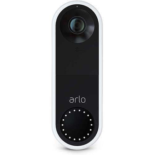 3. Arlo Video Doorbell   HD Video Quality, 2-Way Audio, Package Detection   Motion Detection and Alerts
