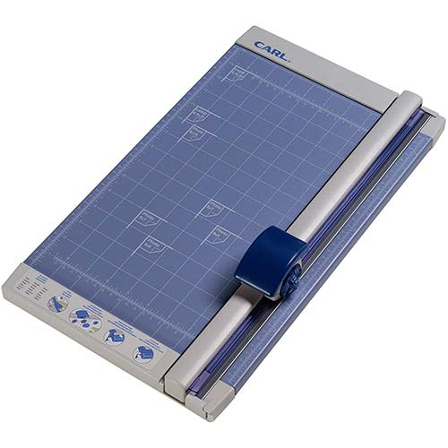 Best Paper Trimmers for Cardstock 7. CARL Professional Rotary Paper Trimmer
