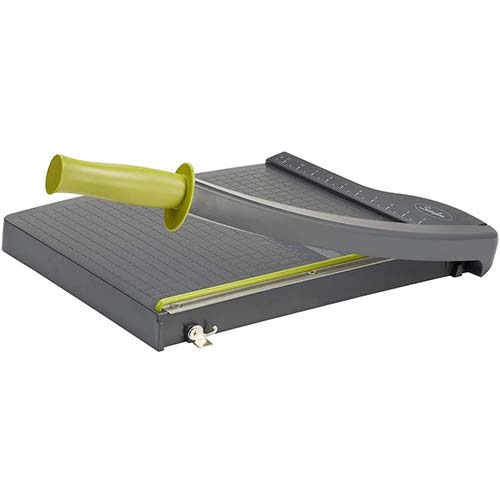Best Paper Trimmers for Cardstock 4. Swingline Paper Trimmer, Guillotine Paper Cutter
