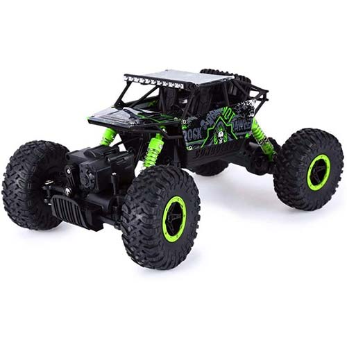 10. Rabing Newer 2.4Ghz Racing Cars Rc Cars Remote Control Cars Electric Rock Crawler Radio Control Vehicle Off Road Cars