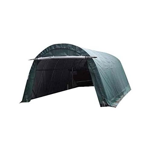 9. Instant/Portable/Temporary/Fabric Garages by Rhino Shelters