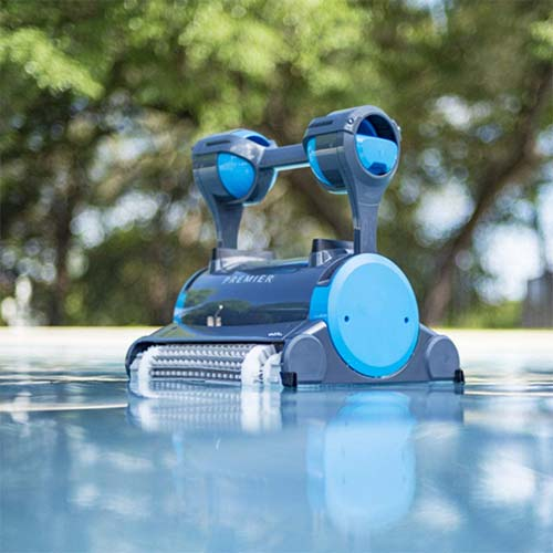 Top 5 Best Dolphin Robotic Pool Cleaners in 2021 Reviews
