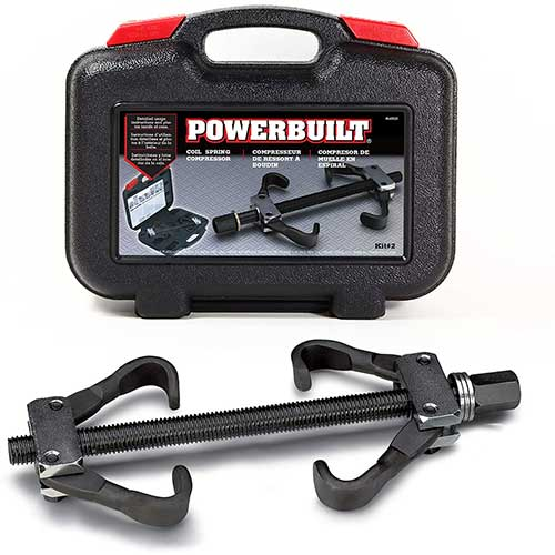 Top 10 Best Coil Spring Compressor Tools in 2021 Reviews