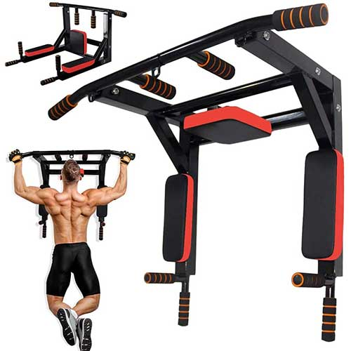 Top 10 Best Pull-up Dip Stations in 2021 Reviews