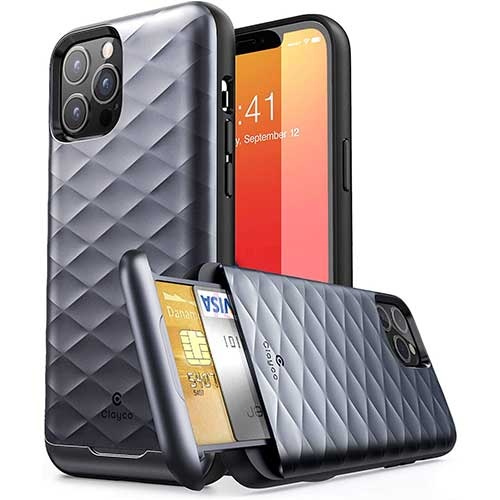 Top 10 Best Iphone 12 Pro Max Cases With Card Holder in 2021 Reviews