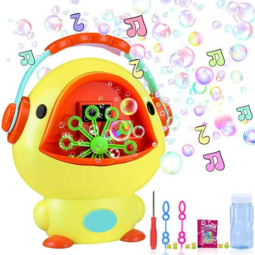 Top 10 Best Bubble Machines in 2021 Reviews